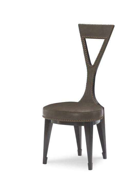 photo of contemporary accent chair